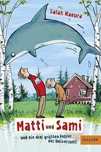 Coverfoto Matti und Sami und die drei größten Fehler des Universums