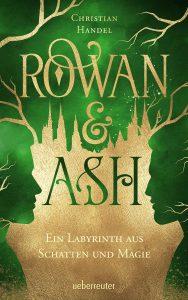 Coverfoto Rowan und Ash