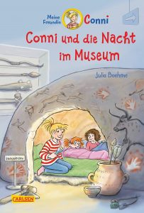 Coverfoto Coni und die Nacht im Museum