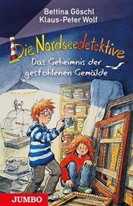 Coverfoto Die Nordseedetektive 8