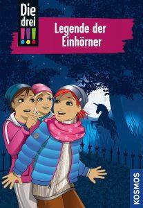 Coverfoto Legende der Einhörner