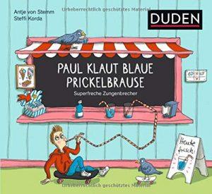 Coverfoto Paul klaut blaue Prickelbrause