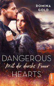 Coverfoto Dangerous Hearts Mit dir durchs Feuer