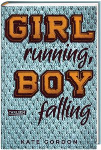 Coverfoto Girl running, Boy falling