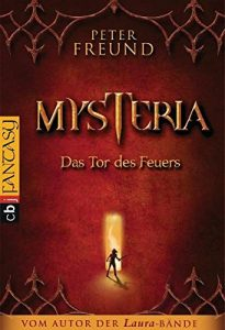Coverfoto Mysteria Das Tor des Feuers