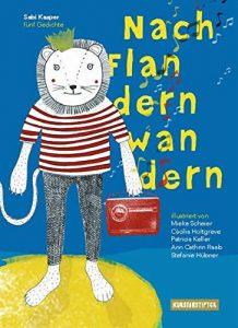 Coverfoto Nach Flandern wandern