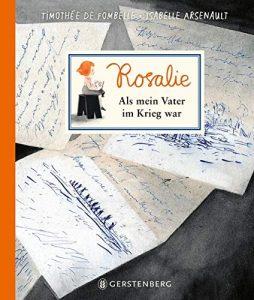 Coverfoto Rosalie Als mein Vater im Krieg war