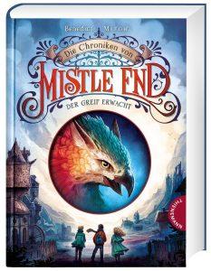 Coverfoto Die Chroniken von Mistle End 1