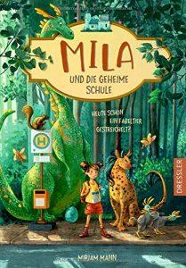 Coverfoto Mila und die geheime Schule