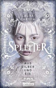 Coverfoto Splitter aus Silber und Eis