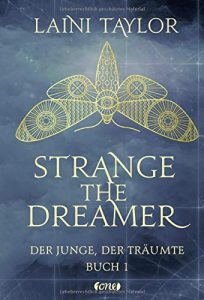 Coverfoto Strange the dreamer 1