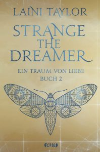 Coverfoto Strange the dreamer 2