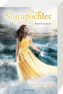 Coverfoto Sturmtochter Band 3