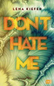 Coverfoto Dont hate me