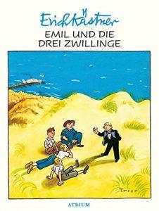 Coverfoto Emil und die drei Zwillinge