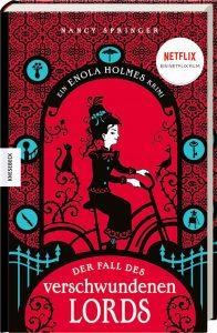 Coverfoto Enola Holmes 1