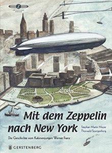 Coverfoto Mit dem Zeppelin nach New York