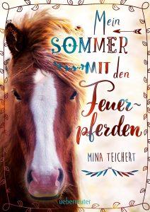 Coverfoto Mein Sommer mit den Feuerpferden