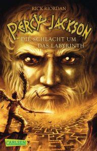 Coverfoto Percy Jackson 4