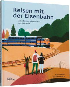 Coverfoto Reisen mit der Eisenbahn
