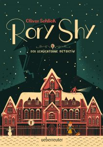 Coverfoto Rory Shy, der schüchterne Setektiv