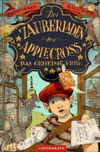 Coverfoto Der zauberladen von Applecross 1