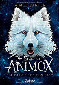 Coverfoto Die Erben der Animox 1