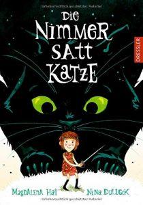 Coverfoto Die Nimmersattkatze
