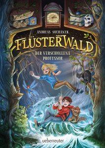 Coverfoto Flüsterwald 2