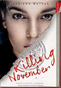 Coverfoto Killing November