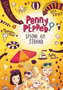 Coverfoto Penny Pepper 5