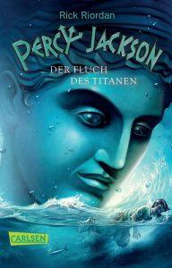 Coverfoto Percy Jackson Fluch des Titanen