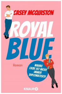 Coverfoto Royal Blue