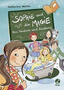 Coverfoto Sophie und die Magie