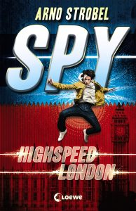 Coverfoto Spy Highspeed London