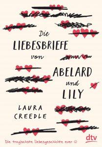Coverfoto Die LIebesbriefe von Abelard und Lily