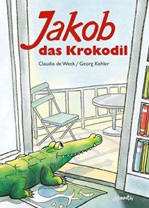 Coverfoto Jakob das Krokodil