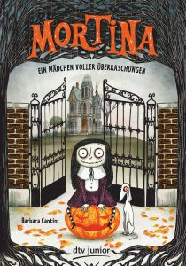 Coverfoto Mortina- ein Mädchen voller Überraschungen