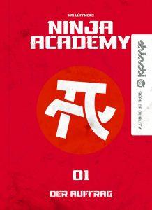Coverfoto Ninja Academy 1