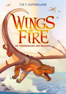 Coverfot Wings of Fire 1