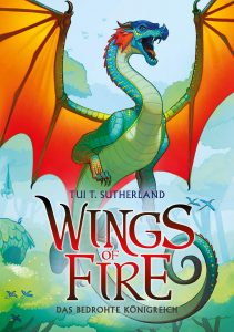 Coverfoto Wings of Fire 3