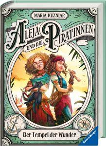 Coverfoto Aleja und die Piratinnen 2