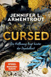 Coverfoto Cursed- Die Hoffnung liegt hinter der Dunkelheit