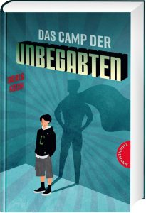 Coverfoto Das Camp der Unbegabten