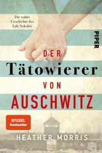 Coverfoto Der Tätowierer von Auschwitz