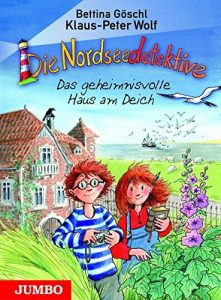 Coverfoto Die Nordseedetektive 1