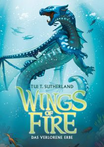 Coverfoto Wings of Fire 2
