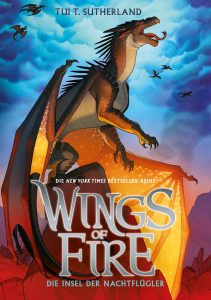 Coverfoto Wings of Fire 4