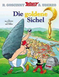 Coverfoto Asterix die goldene Sichel