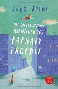 Coverfoto Die unglaublichen Abenteuer des Barnaby Brocket